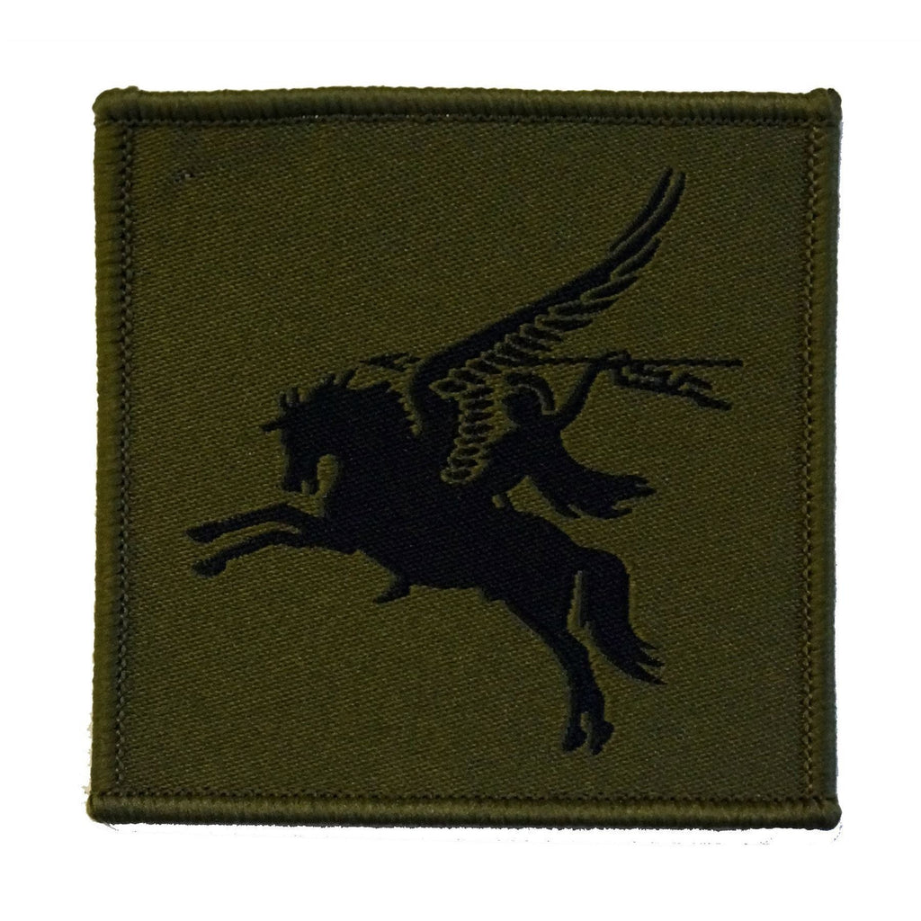TRF - 16th Air Assault Brig - Pegasus L/F Olive - 60 x 60mm [product_type] Ammo & Company - Military Direct