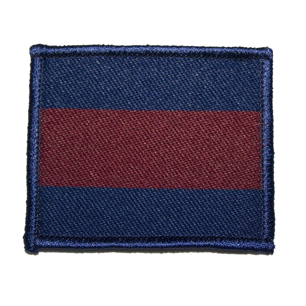 TRF - Guards Division - Blu/Mrn/Blu Stripes, Blue Over - 60 x 50mm [product_type] Ammo & Company - Military Direct
