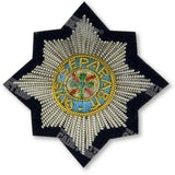 Irish Guards Officers' Beret Embroidered Badge