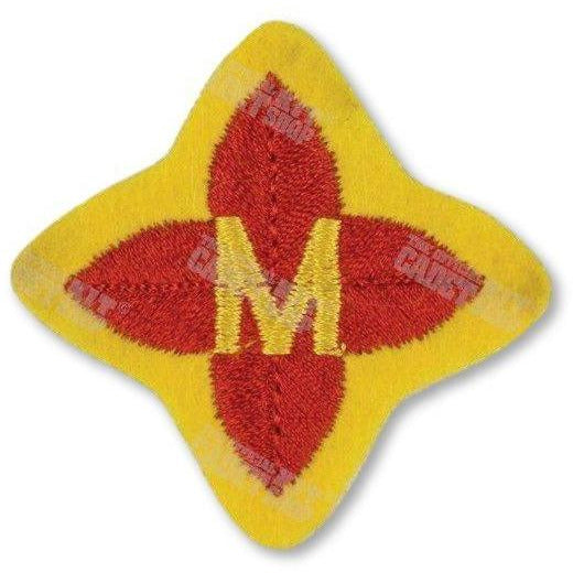 Ammo & Company Proficiency & Award Badges The ACF Master Cadet Badge (Per 10)