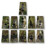 Ammo & Company Rank Slides Colonel Adult Volunteer CCF Rank Slide in Multicam MTP