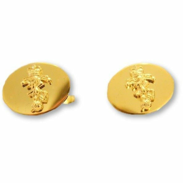 Ammo & Company REME-Cufflinks - Mounted - Gilt - T-Bar