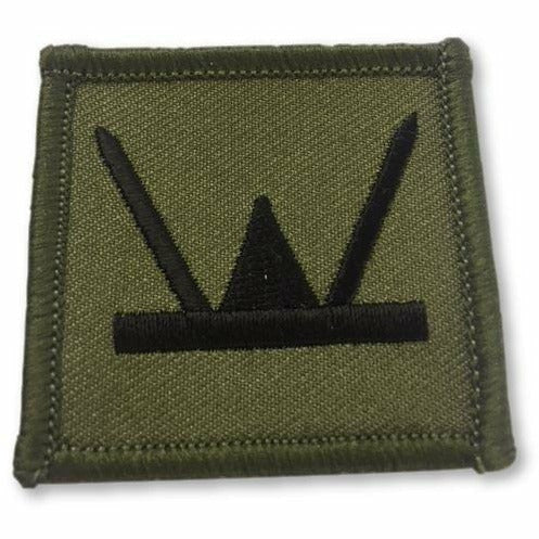 Ammo & Company TRF - 160th Infantry Brigade and HQ Welsh - Subdued - 48 x 45mm