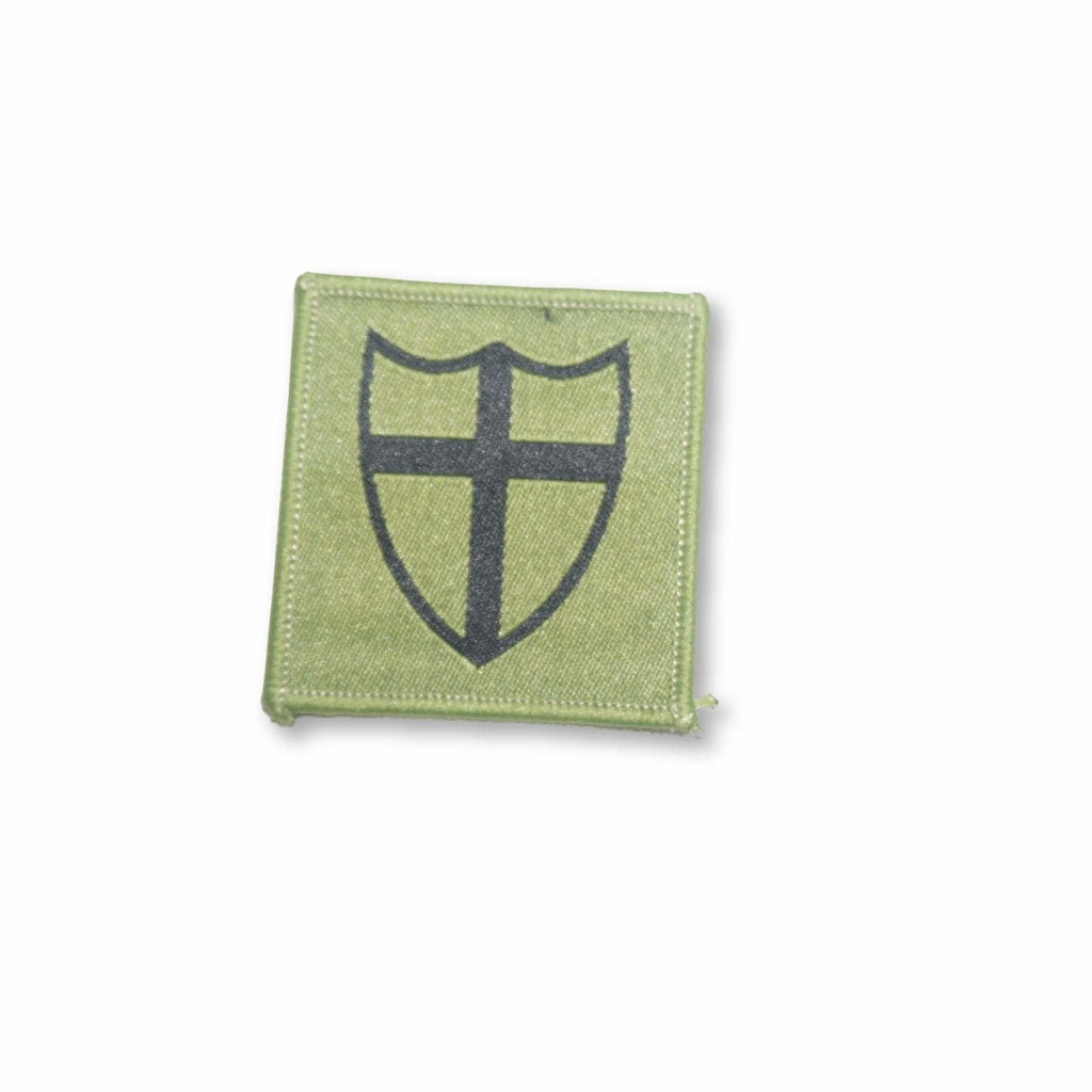 Ammo & Company TRF - 8 Force Eng Brig - Shield Olive - 50 x 50mm