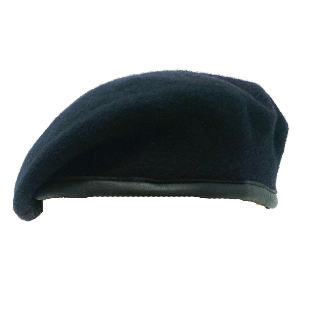 Beret RAF - Blue Silk Lined