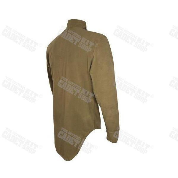 Genuine Issue PCS Olive Cold Weather Fleece Thermal Undershirt Base Layer Genuine Issue - Military Direct