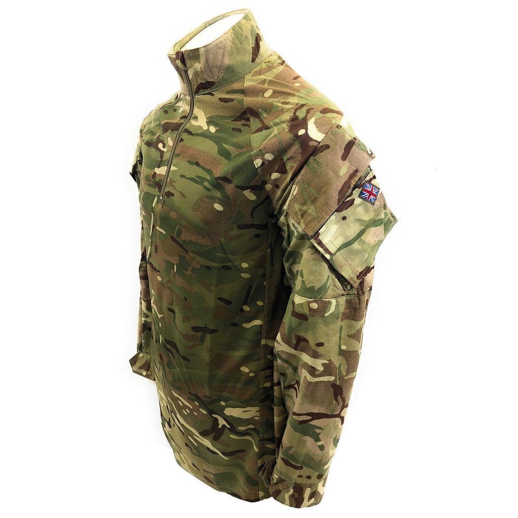 Genuine Issue Under Body Armour Shirt - MTP UBACS Shirt [product_type] Genuine Issue - Military Direct