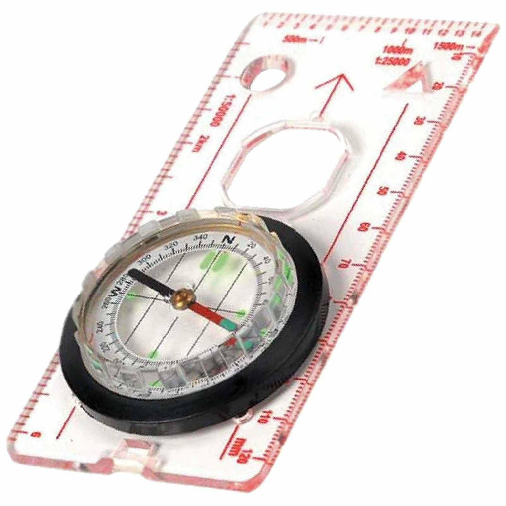 Highlander Deluxe Map Compass Equipment Highlander - Military Direct