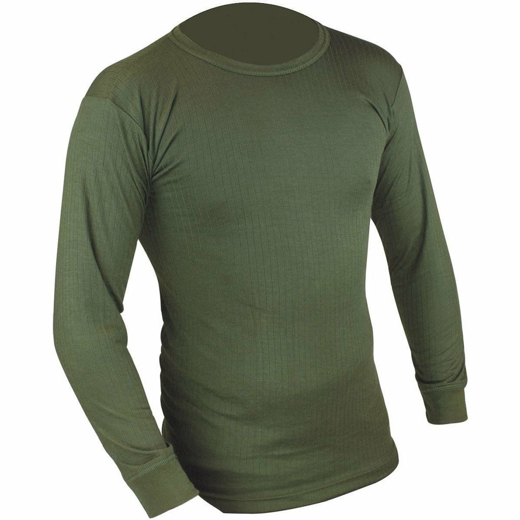 Highlander Base Layer Top - Olive - Small [product_type] Highlander - Military Direct