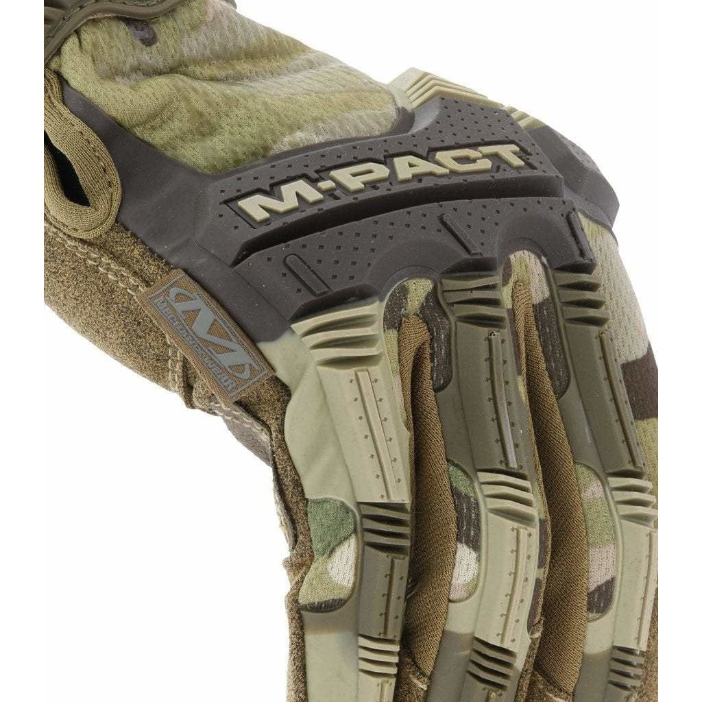 Mechanix M-Pact® MultiCam Tactical Glove Combat Gloves Mechanix - Military Direct