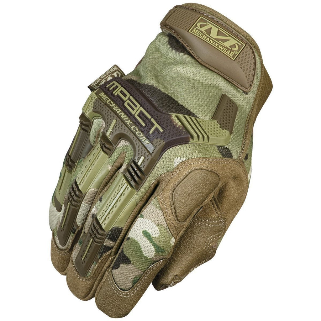 Mechanix Combat Gloves Small / Multicam Mechanix Wear M-Pact® Tactical Impact Gloves