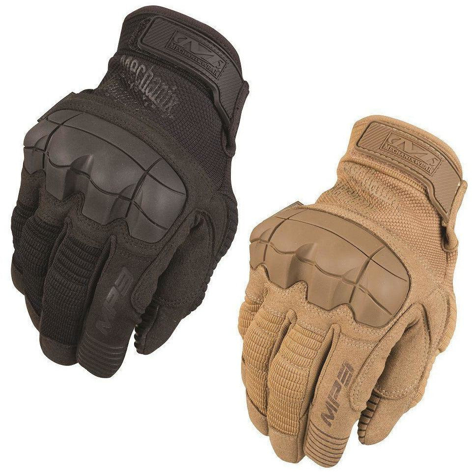 Mechanix MPACT 3 Knuckle Glove - New Design Combat Gloves Mechanix - Military Direct