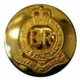 22L RE Officers Mounted Button