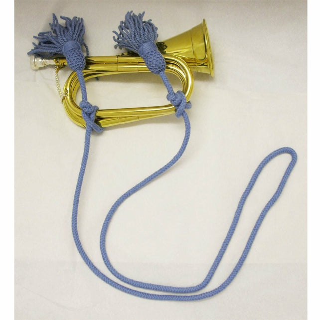 "Military.Direct Bugle Cord RAF Blue - 90"" Regulation Bugle Cord RAF Blue - 90 inches Long"