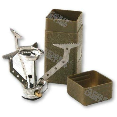 Military Direct Camping Stoves Warrior Compact Stove