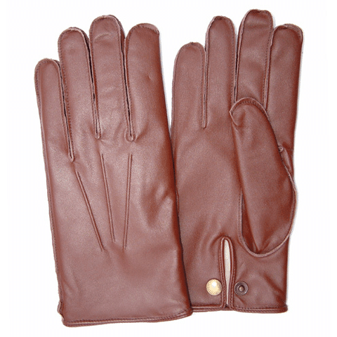 English Tan Leather Gloves Ceremonial Parade Gloves Military Direct - Military Direct