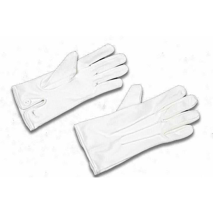 Other Ranks White Parade Gloves Ceremonial Parade Gloves Military Direct - Military Direct