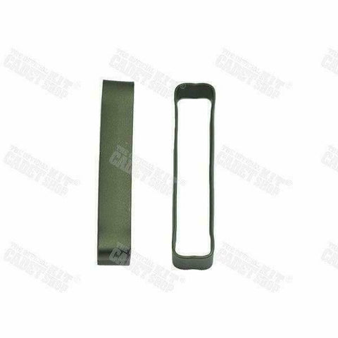 Military Direct Combat Belts 37 Pattern Olive Sliders