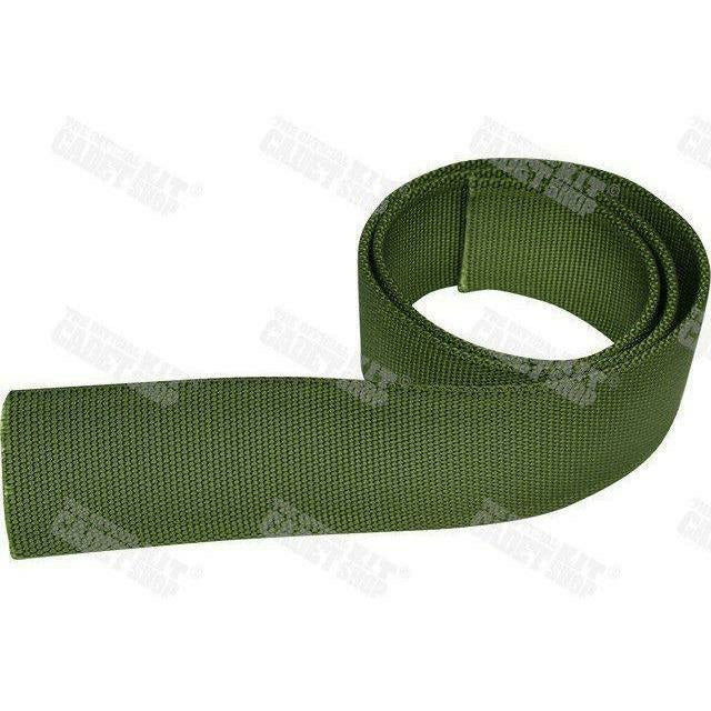 57mm Olive Drab Nylon Webbing Combat Belts Military Direct - Military Direct