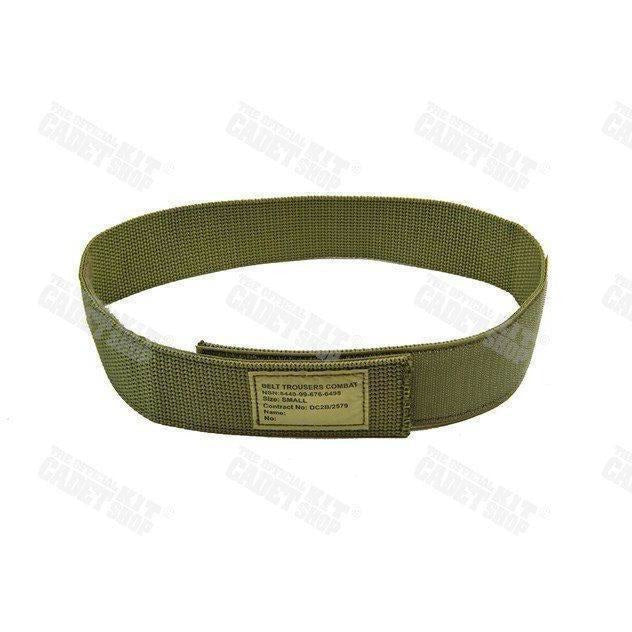 Combat Belt - Velcro Fastening Combat Belts Military Direct - Military Direct