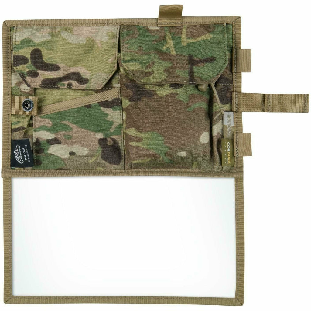 Military.Direct Helikon-Tex Map Case Cards Pocket - Multicam - Cordura