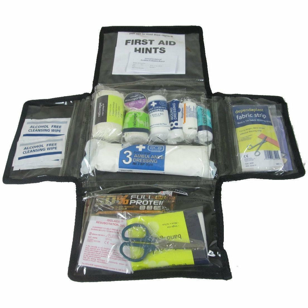 Lifesaver  3- Advanced kit for expeditions [product_type] BCB - Military Direct