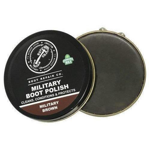 Military Brown Boot Polish [product_type] Military.Direct - Military Direct