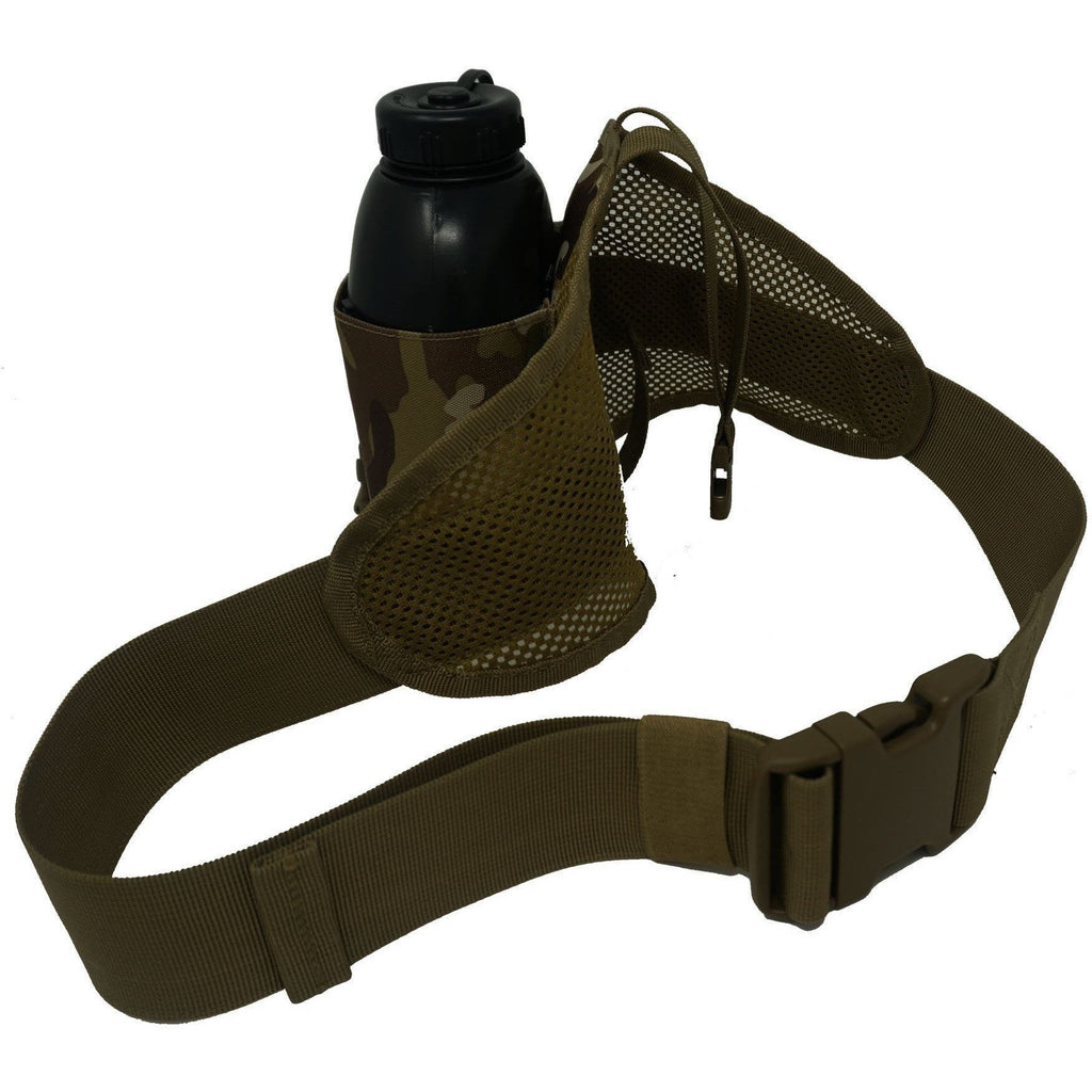 MTP -Hydration- Waist Belt Water Bottle Carrier [product_type] Military.Direct - Military Direct