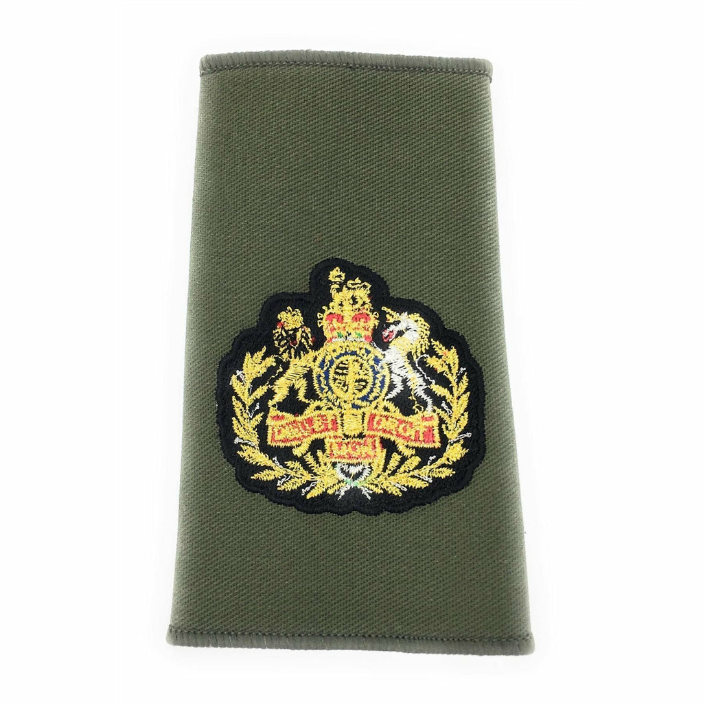 R/Slide - Olive - Formation Command Sergeant Major [product_type] Military.Direct - Military Direct