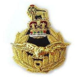 RAF - Air Rank - Cap Badge [product_type] Military.Direct - Military Direct
