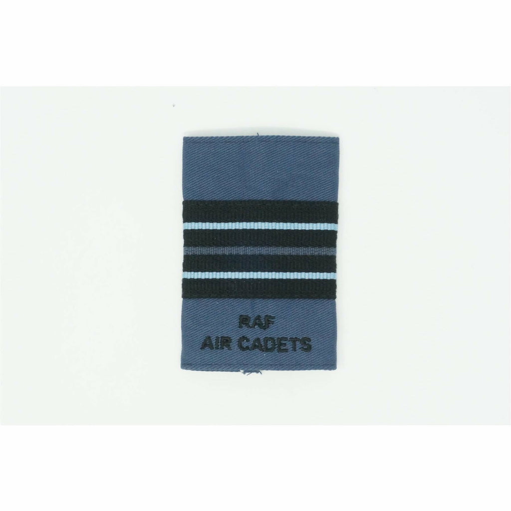 RAFAC - Officers' Rank Slide - Flight Lieutenant -RAF  Blue [product_type] Military.Direct - Military Direct