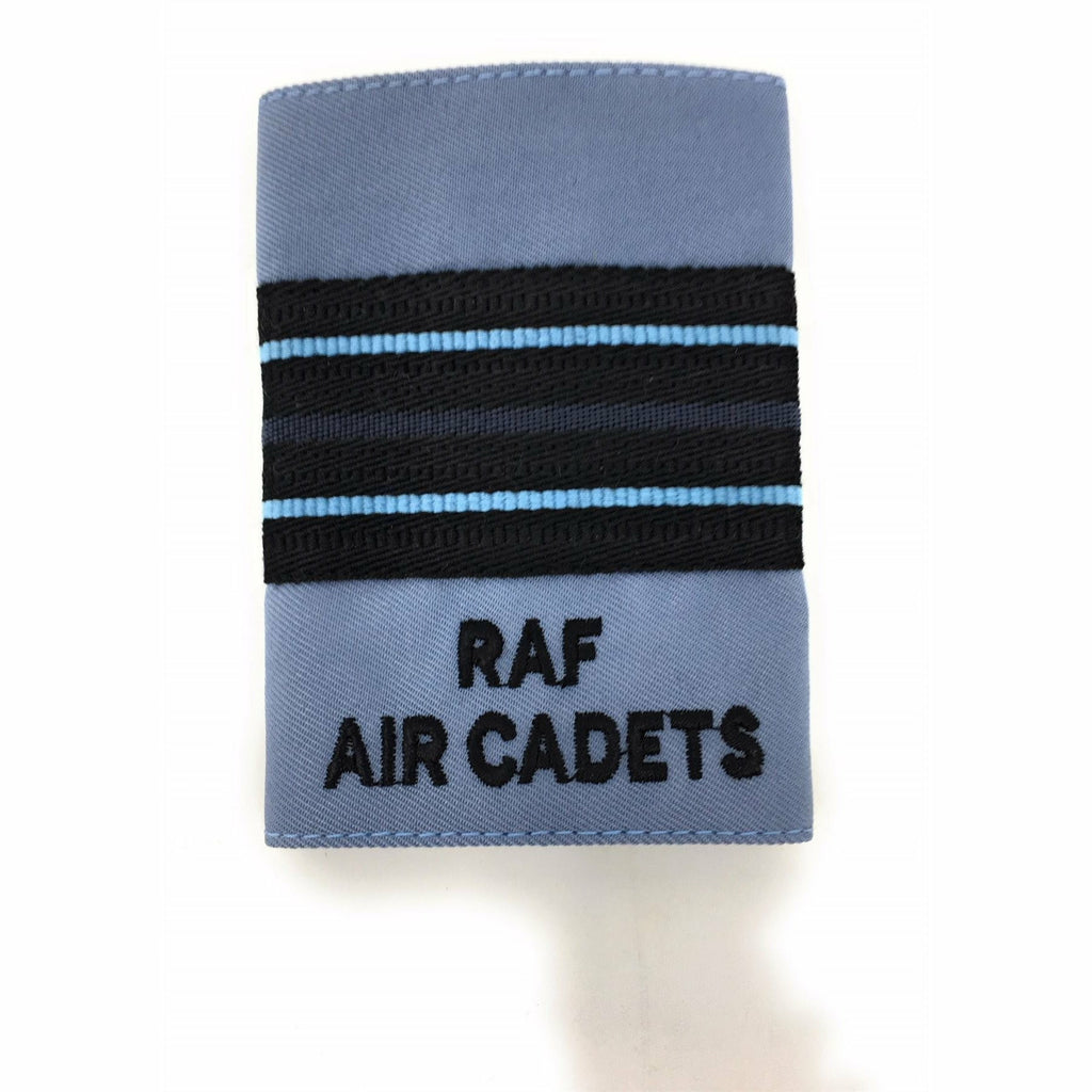 RAFAC - Officers' Rank Slide - Flight Lieutenant - Wedgewood [product_type] Military.Direct - Military Direct