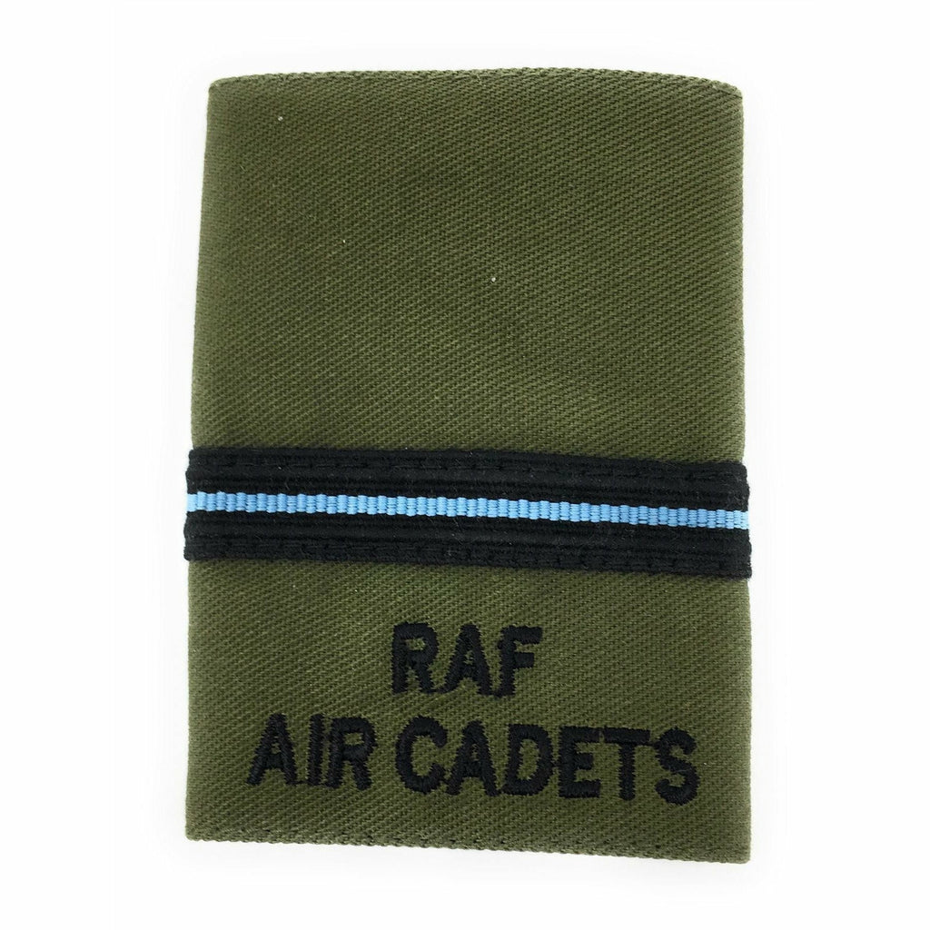 RAFAC - Officers' Rank Slide - Flying Officer - Olive [product_type] Military.Direct - Military Direct
