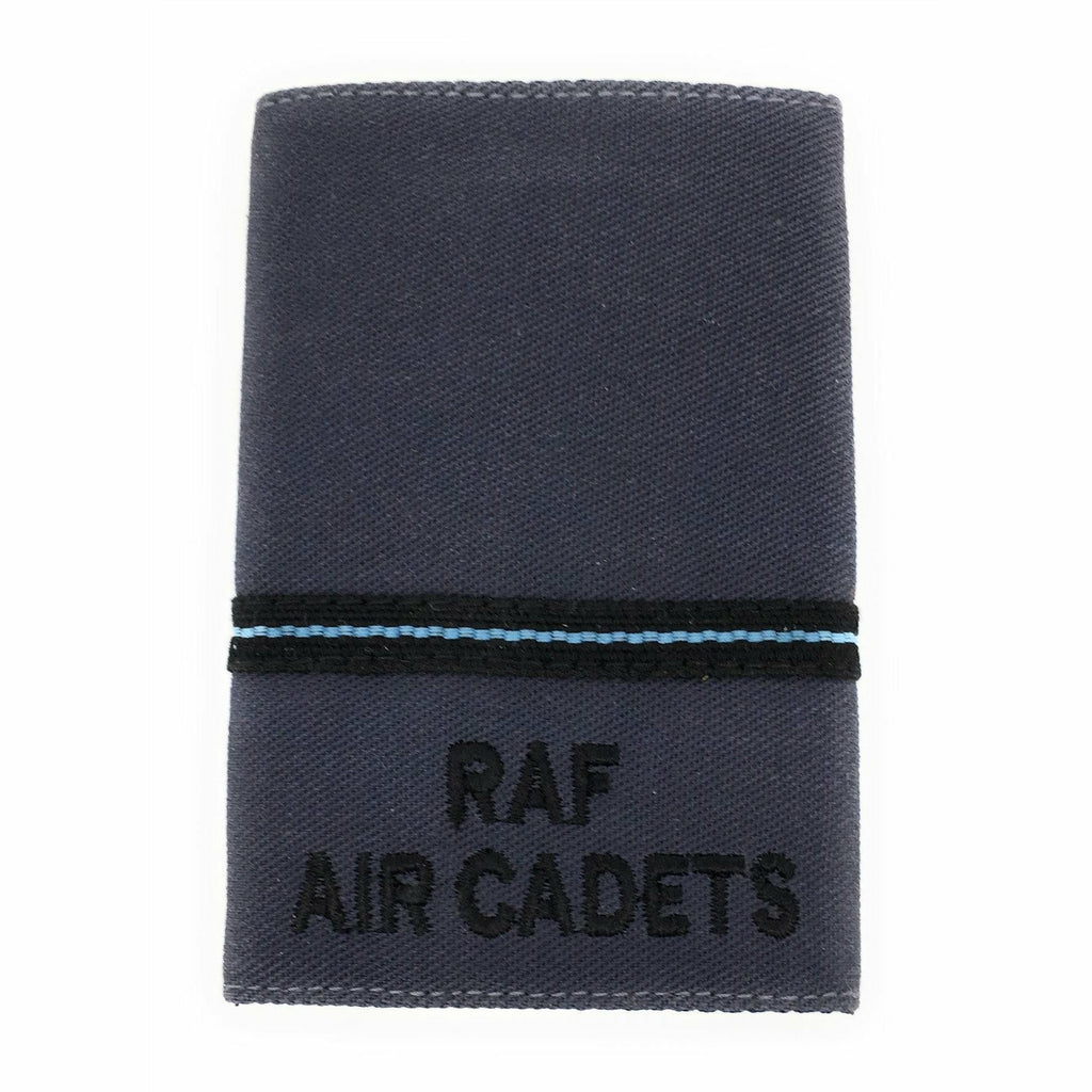 RAFAC - Officers' Rank Slide - Pilot Officer - RAF Blue [product_type] Military.Direct - Military Direct