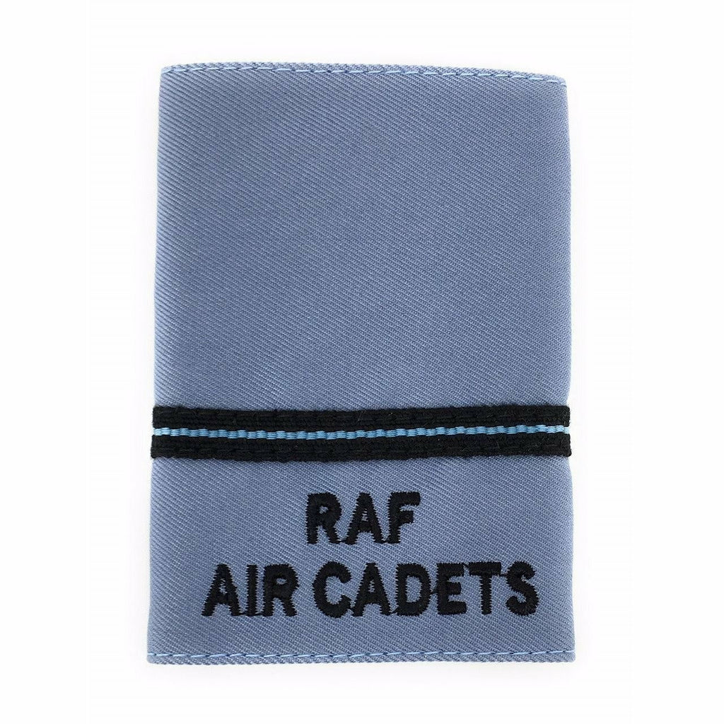 RAFAC - Officers' Rank Slide - Pilot Officer - Wedgewood [product_type] Military.Direct - Military Direct