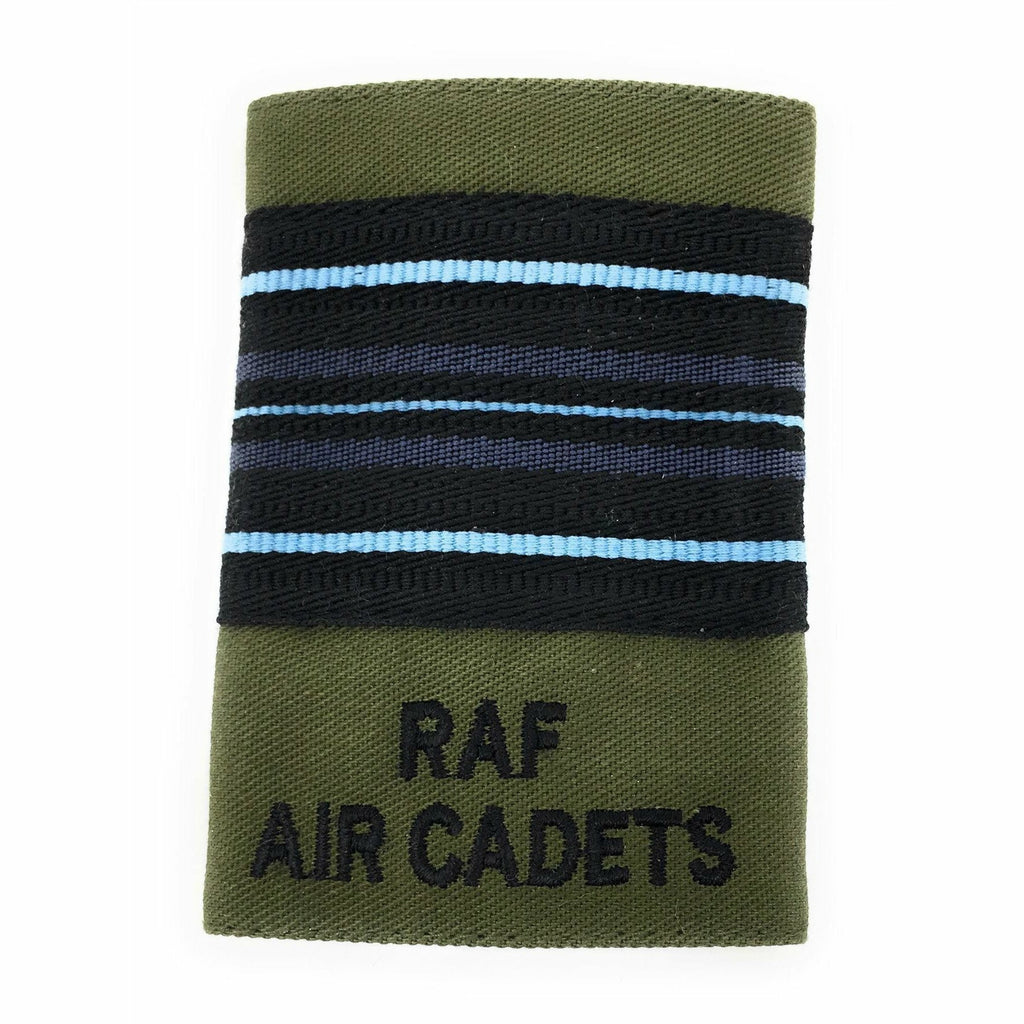 RAFAC - Officers' Rank Slide - Squadron Leader - Olive [product_type] Military.Direct - Military Direct
