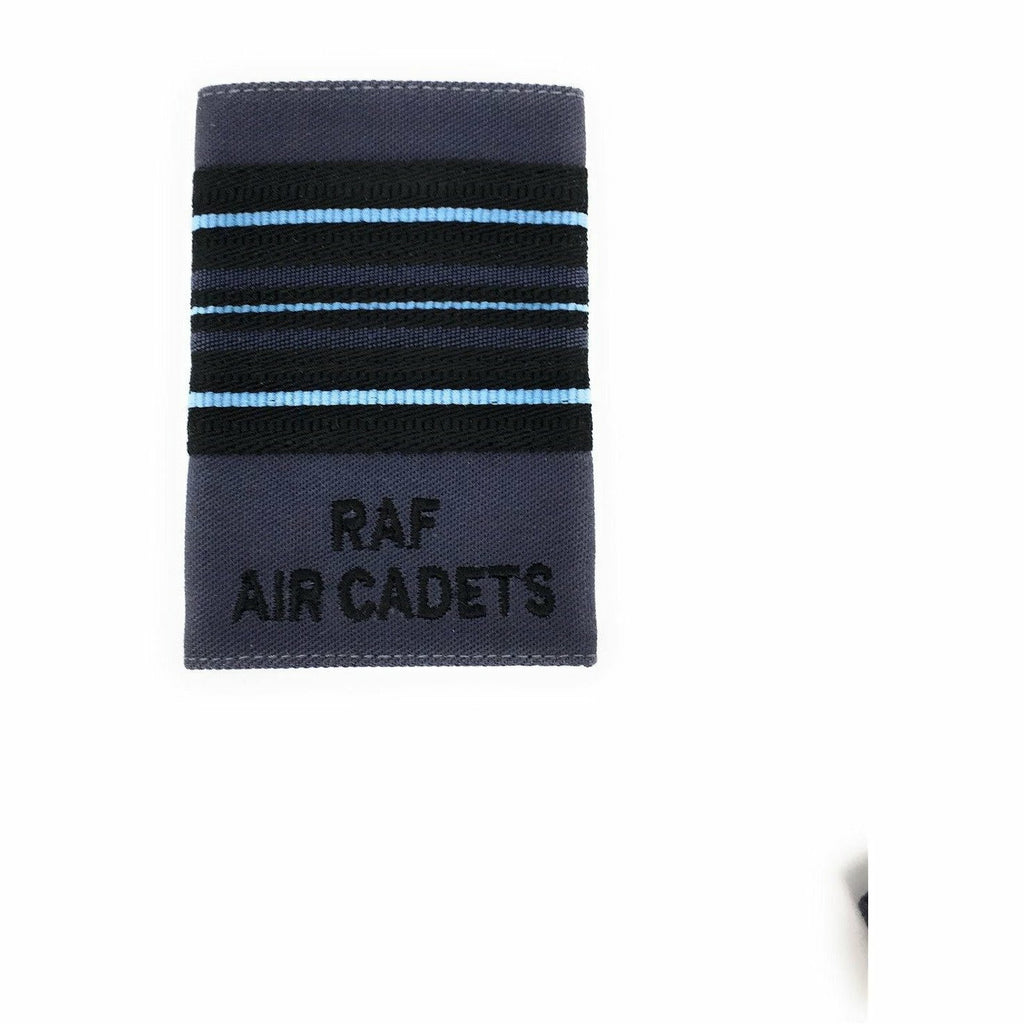 RAFAC - Officers' Rank Slide - Squadron Leader - RAF Blue [product_type] Military.Direct - Military Direct
