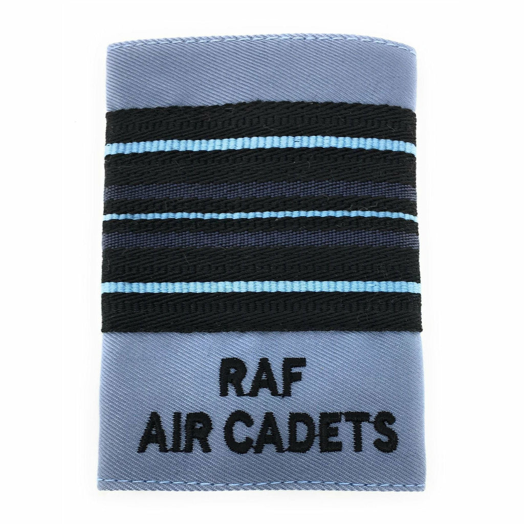 RAFAC - Officers' Rank Slide- Squadron Leader - Wedgewood [product_type] Military.Direct - Military Direct