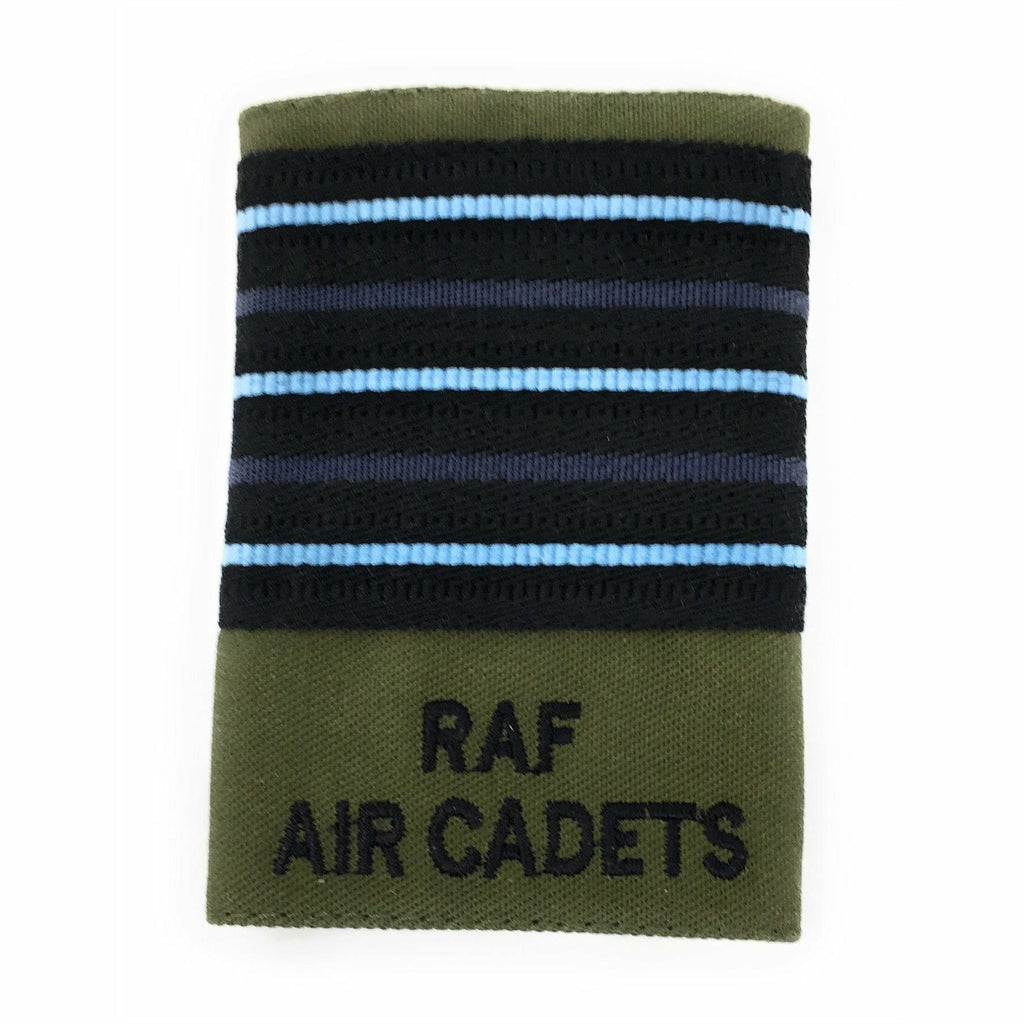 RAFAC - Officers' Rank Slide - Wing Commander - Olive [product_type] Military.Direct - Military Direct