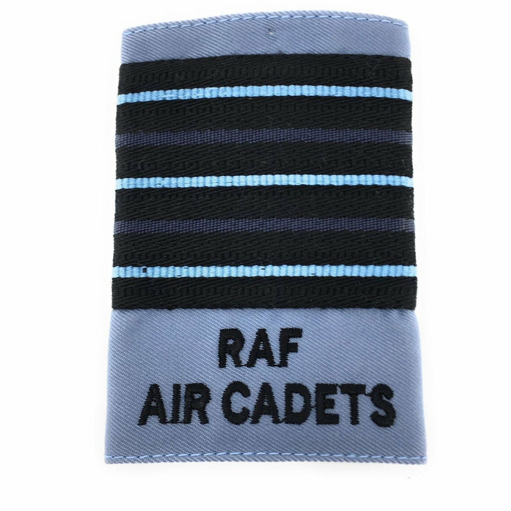 RAFAC - Officers' Rank Slide - Wing Commander - Wedgewood [product_type] Military.Direct - Military Direct