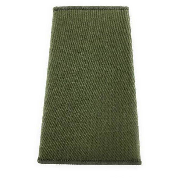 British Army Plain Olive Officers Rank Slides Rank Slides Military Direct - Military Direct