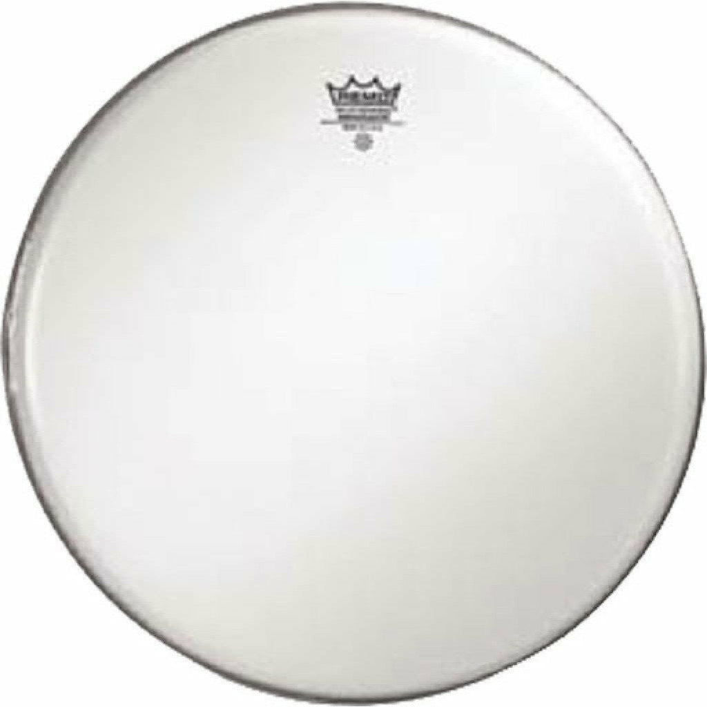 Remo 16 inch Ambassador White Tenor Drum Skin Head (Batter/Top) [product_type] Military.Direct - Military Direct