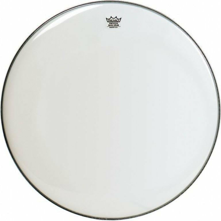 Remo 28 inch Emperor Smooth Bass Drum Head [product_type] Military.Direct - Military Direct