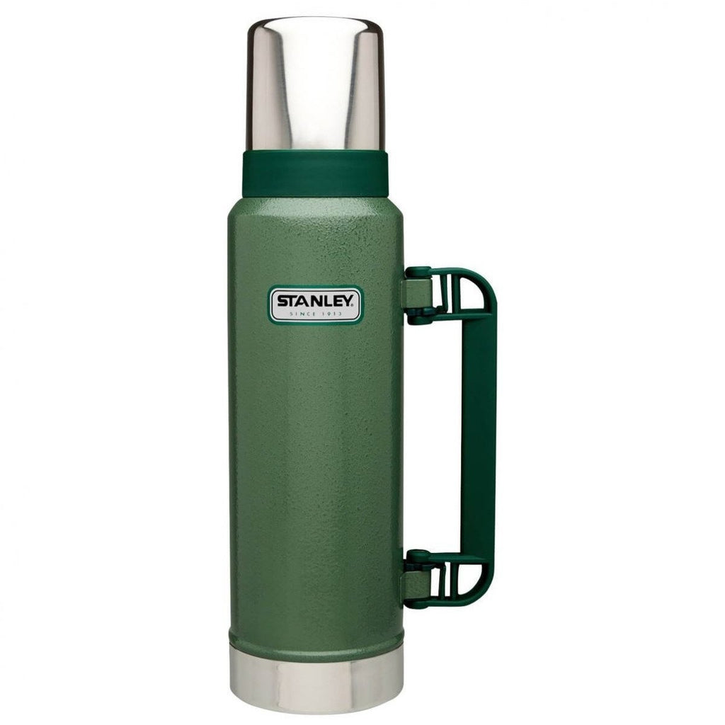 Stanley Classic Vacuum Bottle 1.3l Green [product_type] Stanley - Military Direct