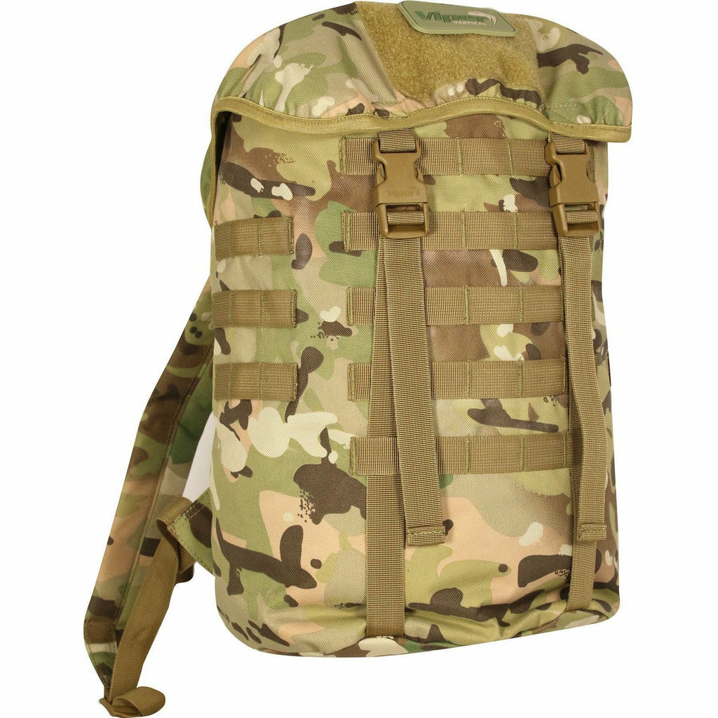 Garrison Bag MOLLE - VCAM [product_type] Viper Tactical - Military Direct