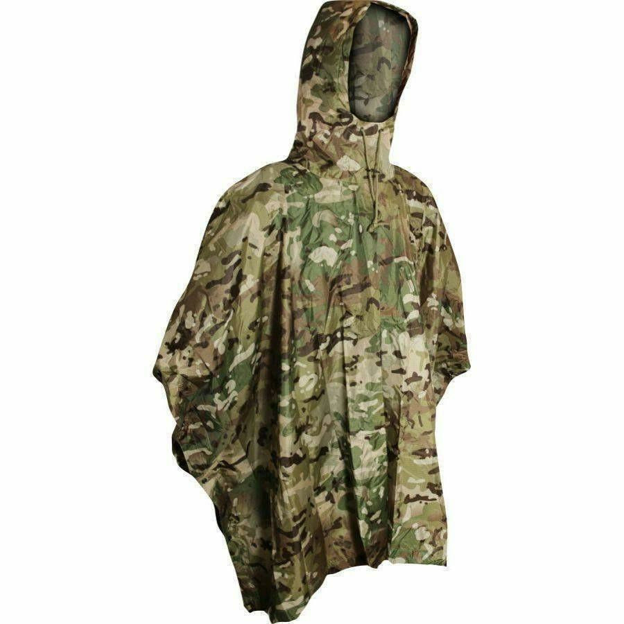 Viper Tactical Poncho V-Cam Combat Clothing Viper Tactical - Military Direct
