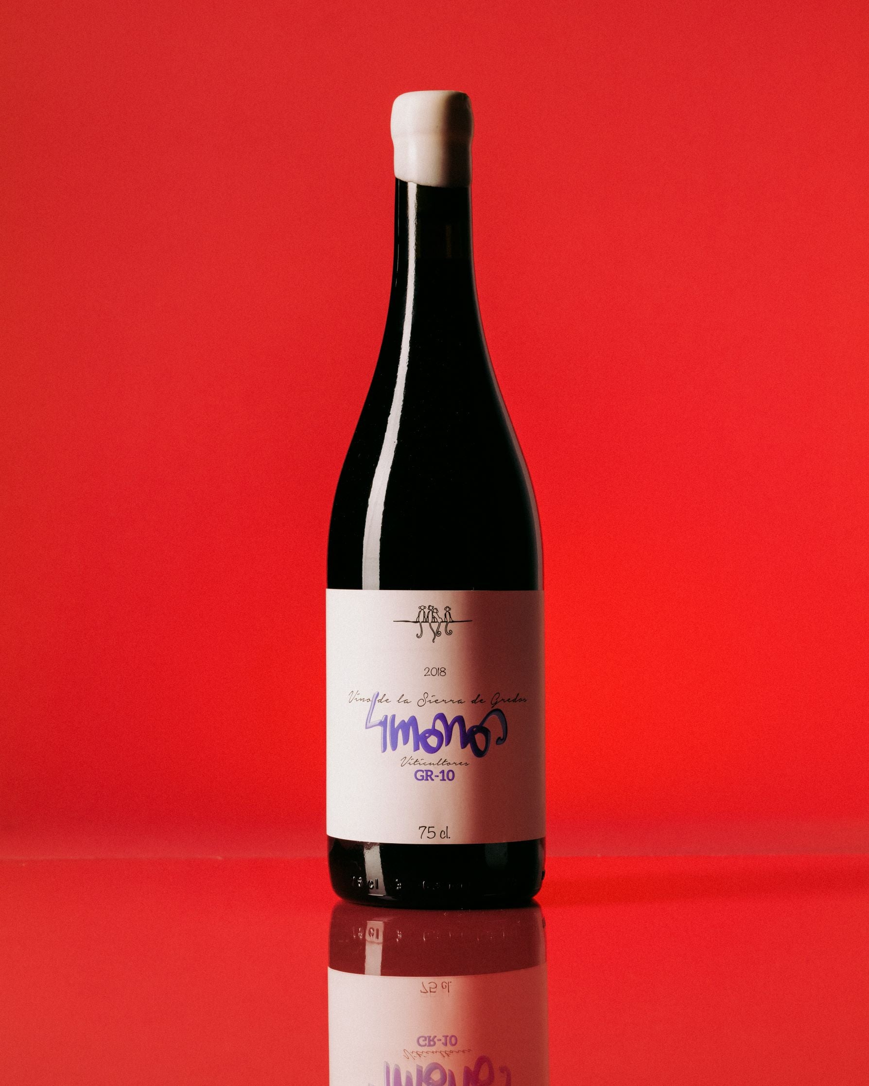4 Monos, GR-10 2018 from 4 Monos - Parcelle Wine