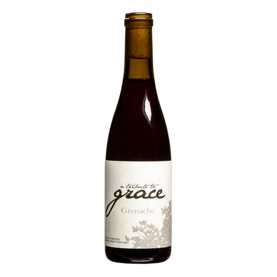 A Tribute to Grace, Grenache Santa Barbara Highlands 2018 Half-Bottle from A Tribute to Grace - Parcelle Wine