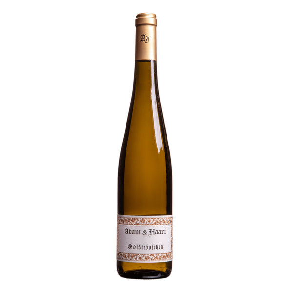 A.J. Adam, Goldtröpfchen Riesling 2016 from A.J. Adam - Parcelle Wine