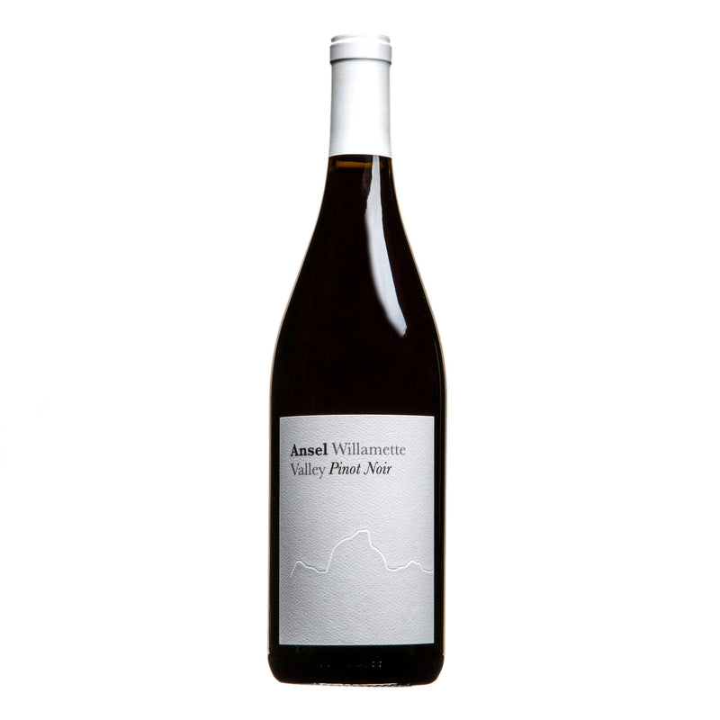 Ansel, Pinot Noir Willamette 2017 from Ansel - Parcelle Wine